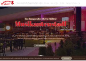 www.musikantenstadl.it (noch in Bearbeitung)